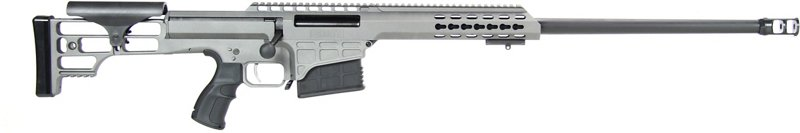 Barrett Firearms M98B Tactical .300 Winchester Magnum Bolt-Action Rifle - Rifles Center Fire at Academy Sports thumbnail