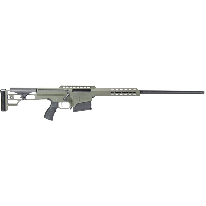 Barrett Firearms M98B Fieldcraft .300 Winchester Magnum Bolt-Action Rifle - Rifles Center Fire at Academy Sports thumbnail