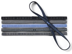 Under Armour Women's Heather Mini Headbands 6-Pack