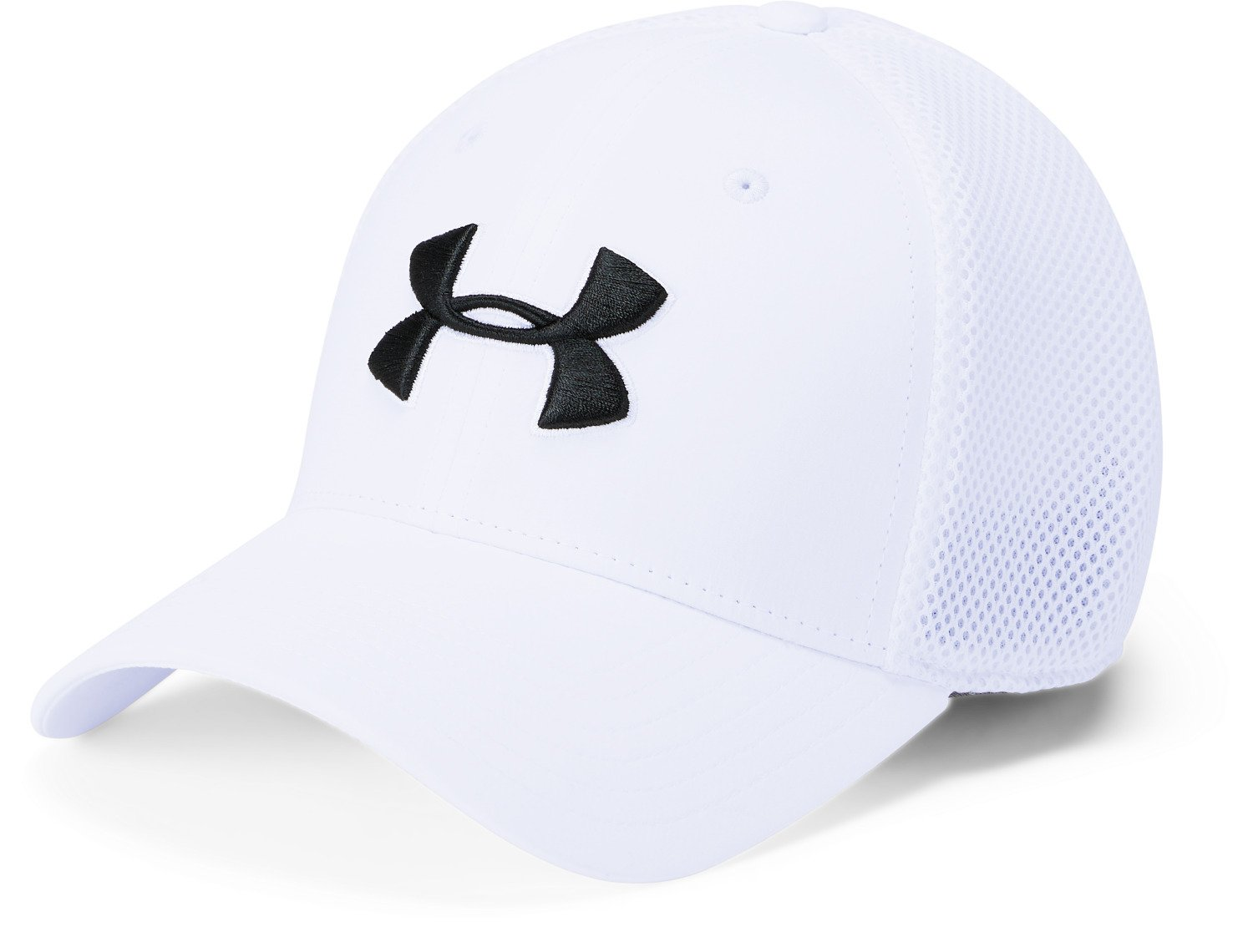 2e401bbb545 Under Armour Men s Threadborne Golf Mesh Cap