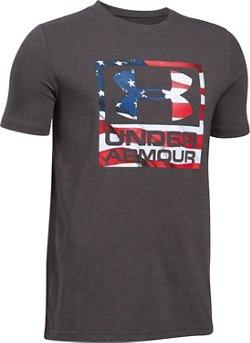 Under Armour Boys' Freedom BFL Short Sleeve T-shirt