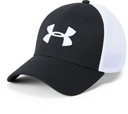 Under Armour Men's Threadborne Golf Mesh Cap