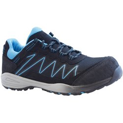 Women's Breeze Low EH Composite Toe Lace Up Work Shoes