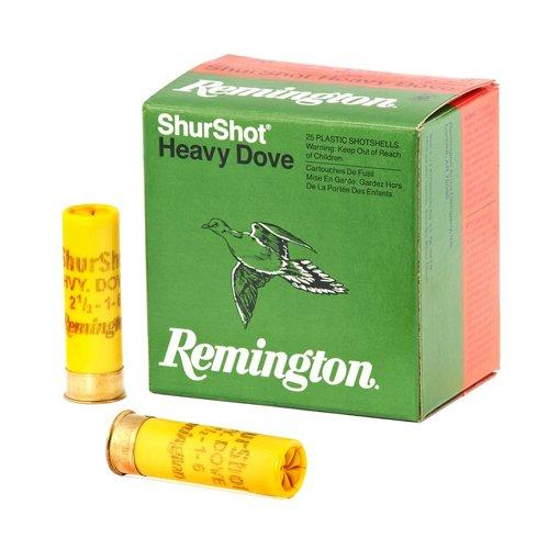 Remington ShurShot Heavy Dove 20 Gauge Shotshells