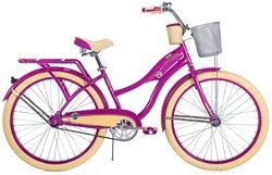Huffy Women's Deluxe 26 in Cruiser Bicycle