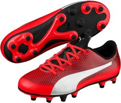 PUMA Boys' Spirit FG Soccer Shoes