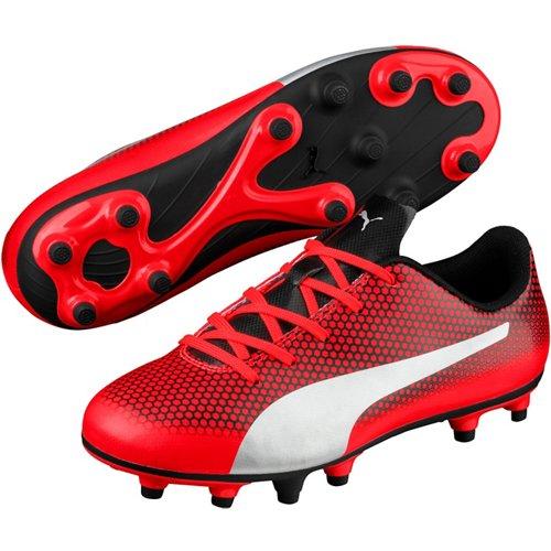 PUMA Boys' Spirit FG Soccer Shoes
