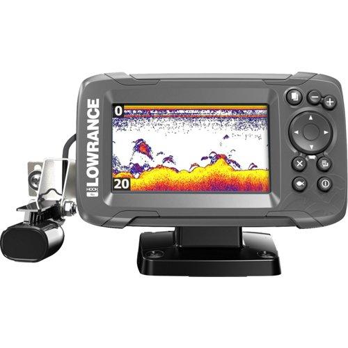 Lowrance HOOK2-4x GPS Bullet Fishfinder