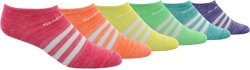 adidas Girls' Superlite No-Show Socks
