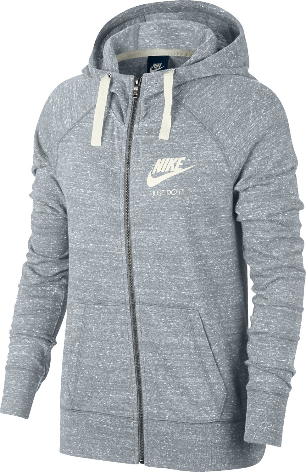Display product reviews for Nike Women s Gym Vintage Full Zip Hoodie 849a922f9d