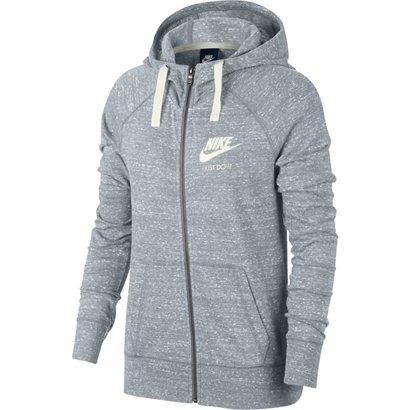 Nike Women s Gym Vintage Full Zip Hoodie  d65369a0fd