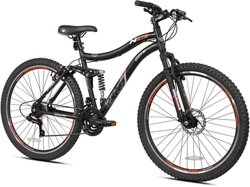 Ozone 500 Adults' N275 27.5 in 21-Speed Mountain Bicycle