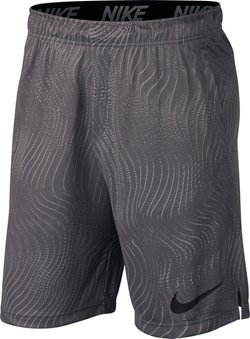 Nike Men's Dry Allover Print Training Shorts