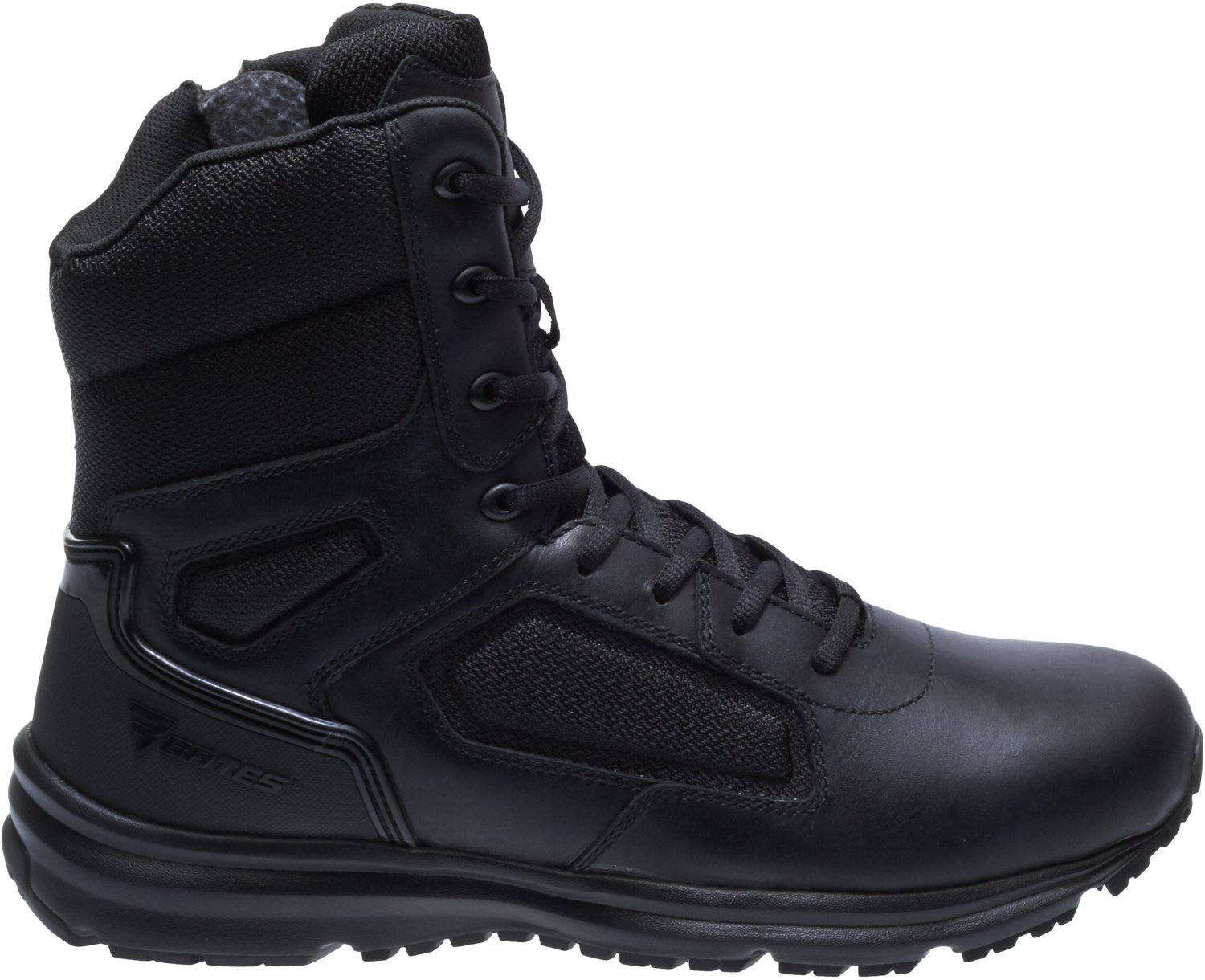 87de4a0b2902 Display product reviews for Bates Men s Raide Hot Weather Side Zip Service  Boots