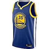 Nike Men's Golden State Warriors Kevin Durant 35 Association Edition Swingman Jersey