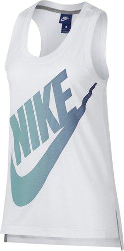Nike Women's Futura Logo Tank Top