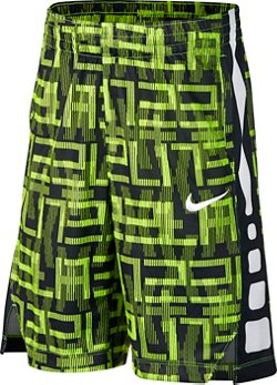 Nike Boys' Dry Elite Basketball Short