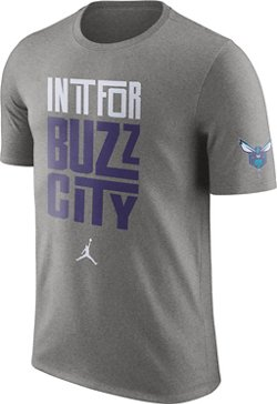 Nike Men's Charlotte Hornets In It For Verbiage T-shirt