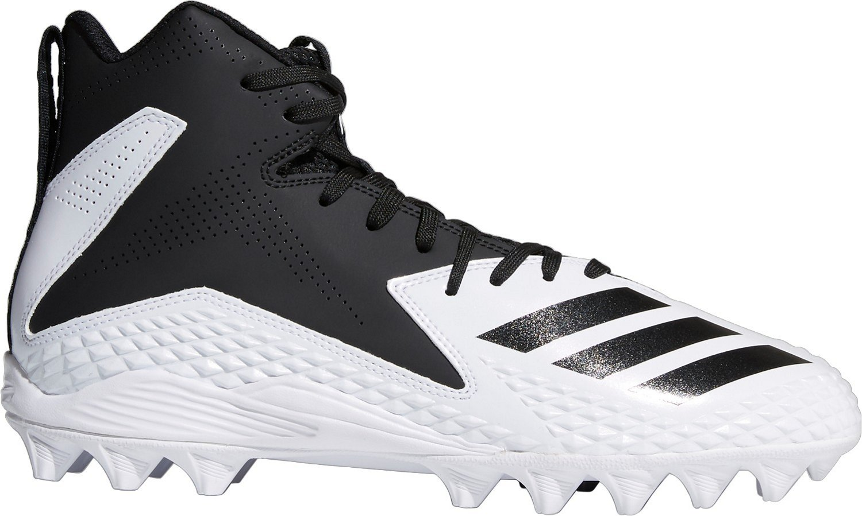 pretty nice e4936 4746e adidas Mens Freak Mid Molded Football Cleats  Academy