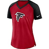 Women s Atlanta Falcons V-neck Top b7077195d