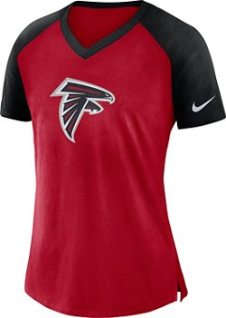 Women's Atlanta Falcons V-neck Top