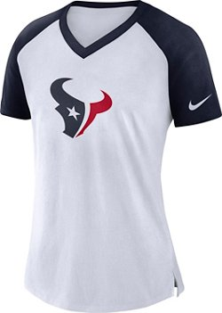 Nike Women's Houston Texans V-neck T-shirt