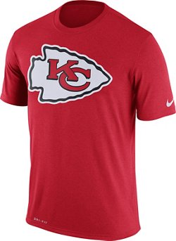 Nike Men's Kansas City Chiefs Logo Essential 3 T-shirt