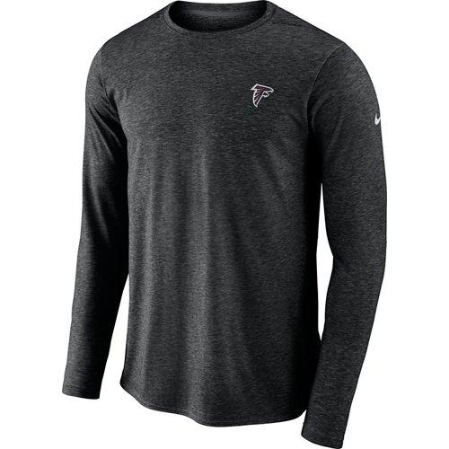 Nike Men's Atlanta Falcons Coach Long Sleeve T-shirt