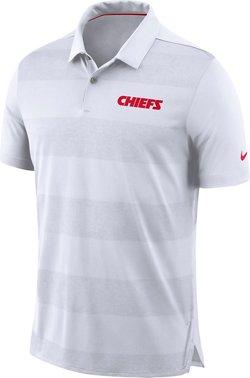 Nike Men's Kansas City Chiefs Early Season Polo Shirt