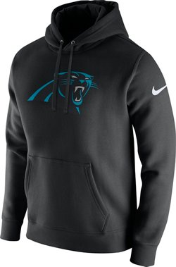 Nike Men's Carolina Panthers Club Fleece Hoodie