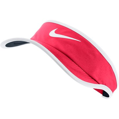 22a1c984e0939 ... Nike Youth Featherlight Adjustable Visor Hat. Girls  Hats. Hover Click  to enlarge