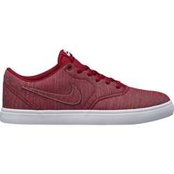 Men's SB Check Solarsoft Canvas Premium Skateboarding Shoes