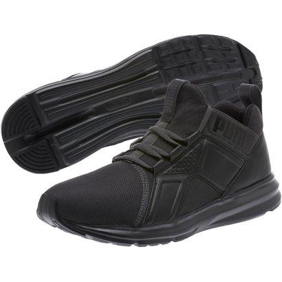 bacbac95baa9 PUMA Men s Enzo Premium Mesh Training Shoes