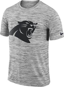 Nike Men's Carolina Panthers Legend Velocity Travel T-shirt