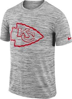 Nike Men's Kansas City Chiefs Legend Velocity Travel T-shirt