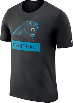 Nike Men's Carolina Panthers Football Equip Logo T-shirt
