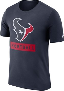 Nike Men's Houston Texans Football Equip Logo T-shirt
