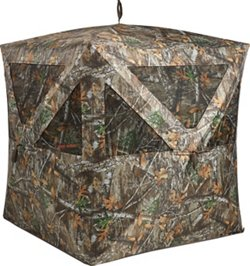 Game Winner Bushwhacker 5-Hub Hunting Blind