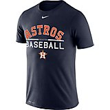 Men s Houston Astros Wordmark Practice T-shirt 1b5df96ba