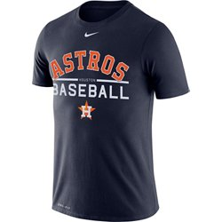 Men's Houston Astros Wordmark Practice T-shirt