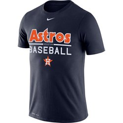 Men's Houston Astros Dri-FIT Cooperstown Practice T-shirt