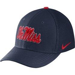 af3eef7c544 Nike Ole Miss Rebels Headwear
