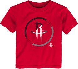 Toddlers' Houston Rockets Double Slice Short Sleeve T-shirt