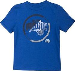 NBA Boy's Orlando Magic Double Slice Short Sleeve T-shirt
