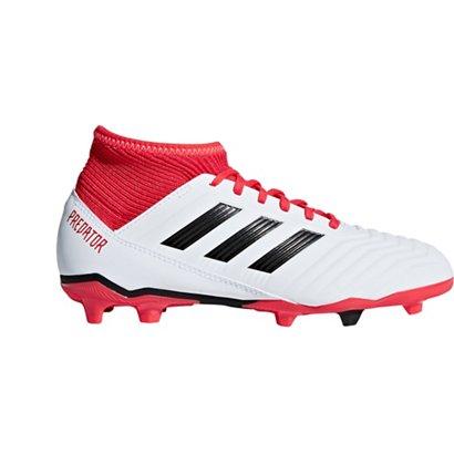 a5a57e8c9 adidas Boys  Predator 18.3 FG Soccer Cleats