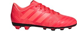 adidas Boys' Nemeziz 17.4 FxG J Soccer Shoes