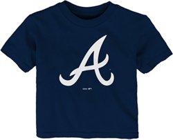 MLB Infants' Atlanta Braves Primary Logo T-shirt