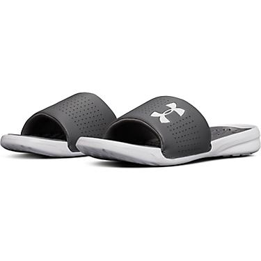 4df91c4630 Under Armour Men's Playmaker Fixed Strap Slides