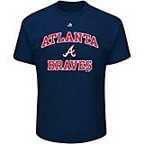 Men s Atlanta Braves Heart and Soul III T-shirt a16cb8288