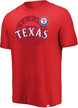 Majestic Texas Rangers Men's Intense Action T-Shirt